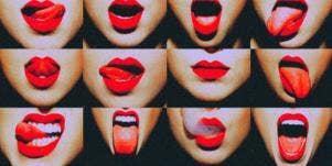 foreplay kiss