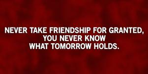 25 Inspirational Friendship Quotes