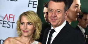 gillian anderson peter morgan