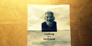 This Guy Posted 500 Fliers To Get A Girlfriend (And I Called Him)