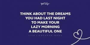 lisa lieberman-wang good morning quote