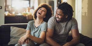 couple dealing with Gottman's four horsemen