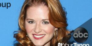 'Grey's Anatomy's Sarah Drew Talks Husband's Love Letters