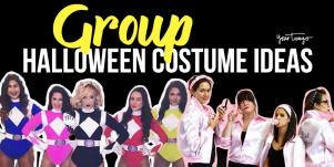 Matching Group Halloween Costumes