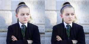 """13-Year-Old Sent Home From School For This """"Crazy"""" Hairstyle"""