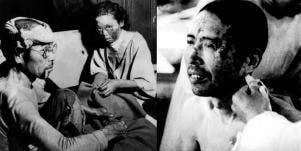 Hiroshima Atomic Bomb Survivors
