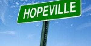 hopeville sign
