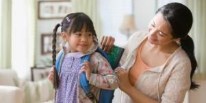 Parenting Tips On How To Feng Shui Your Children's Back-To-School Routine