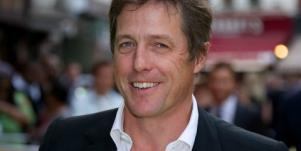 Hugh Grant Is Now A Baby Daddy