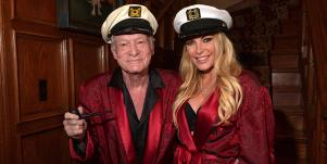 Weird Rumors And Details Surrounding The Cause Of Hugh Hefner's Death And Why His Wife Crystal Harris Wasn't At His Deathbed