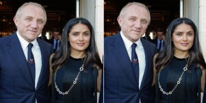 Who Is Salma Hayek Husband? New Details About François-Henri Pinault, Owner Of Gucci