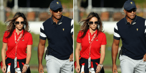 Who is Tiger Woods' girlfriend?