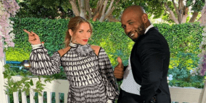 Who Is tWitch's Wife? Everything To Know About Allison Holker And Their Sweet Love Story