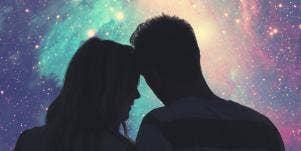 couple under the stars