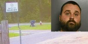 Escambia County Florida Attempted Kidnapping