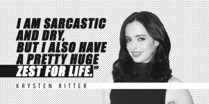 Who Is Krysten Ritter Best Krysten Ritter Quotes Funny Quotes Inspirational Quotes Sarcastic