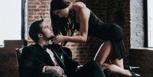 lap dance strip tease