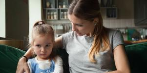 The Surprising Joy Of Being The Less Fun Parent