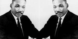 The Reverend Dr Martin Luther King Jr