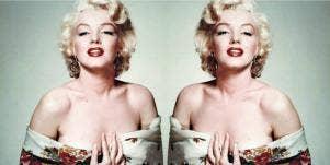 Marilyn Monroe Sexy