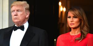 Melania Trump Never Shares A Bed With Donald, Sources Tell 'Us Weekly'