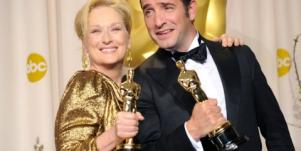 'The Artist,' Meryl Streep & Complete List Of 2012 Oscar Winners!