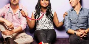 Cast of the Mindy Kaling Show
