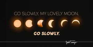 40 Romantic Moon Quotes To Use For Your Instagram Captions On National Moon Day