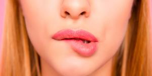 acne around mouth