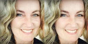 women's necks as they age