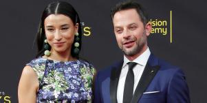Nick Kroll and Lily Kwong