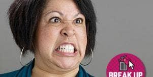 angry black woman