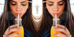The Scary Disease You Can Get Just By Drinking Orange Juice