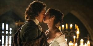 Outlander kiss boost sex drive
