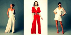 7 Of The Chicest Pantsuit Wedding Dresses