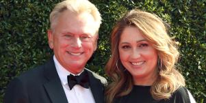 pat sajak and wife lesly brown