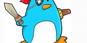 penguin pirate