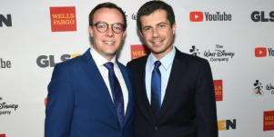 pete buttigieg and husband chasten glezman