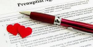 Do Prenups Predict Divorce? [EXPERT]