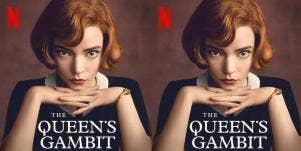 anya taylor-joy from the queen's gambit netflix