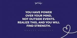 marcus aurelius quote about strength