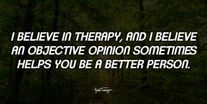 quotes about therapy