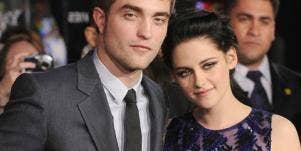 Kristen Stewart and Robert Pattinson cheating
