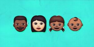 saint west emojis
