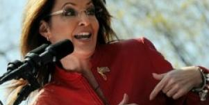 Grandma Sarah Palin