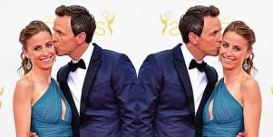 Exclusive Interview With Seth Meyers: How He Met & Fell In Love With Wife Alexi Ashe