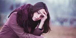 woman experiencing gaslighting in relationship