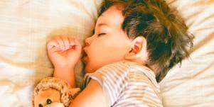 kids and sleep kid not sleeping at night