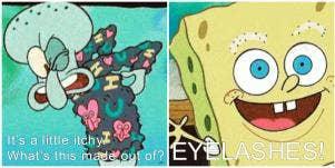Best SpongeBob Memes Funny Quotes