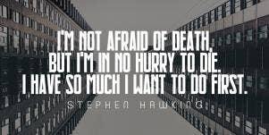 best stephen hawking quotes